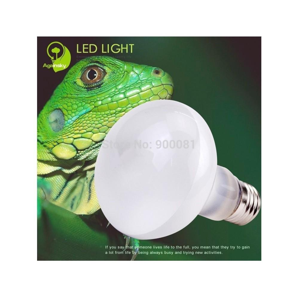 lampada rettili tartarughe terrario animali luce solare