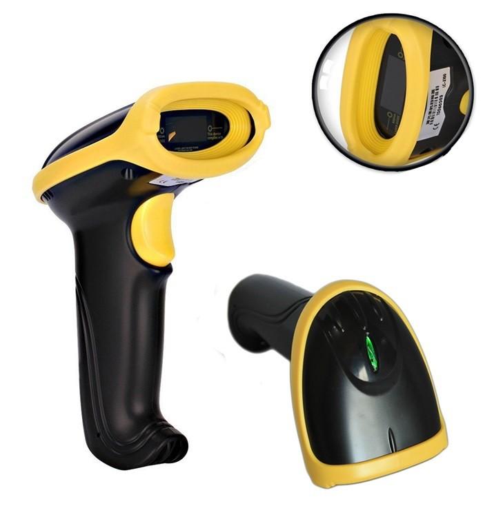 Modeste Lettore Codice A Barre Barcode Scanner Bluetooth Senza Fili Wireless Wifi Promouvoir La Production De Fluide Corporel Et De Salive