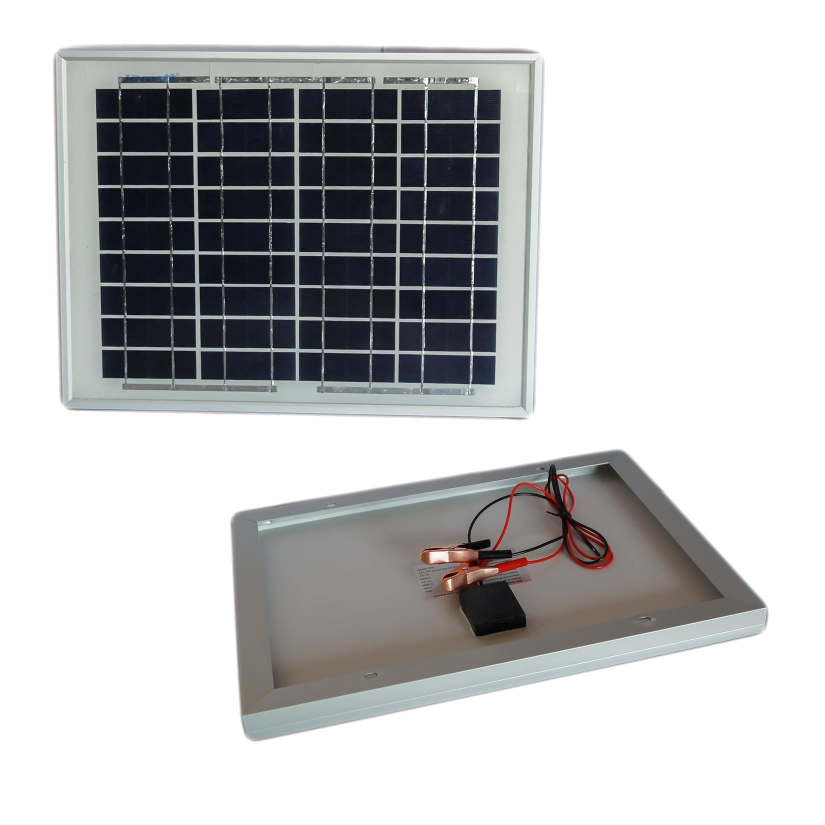 Pannello Solare Per Ricaricare Auto Elettrica : Pannello solare modulo fotovoltaico w watt v celle