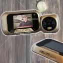 SPIONCINO DIGITALE TELECAMERA REGISTRA VIDEO FOTO LED IR MONITOR TFT CAMPANELLO