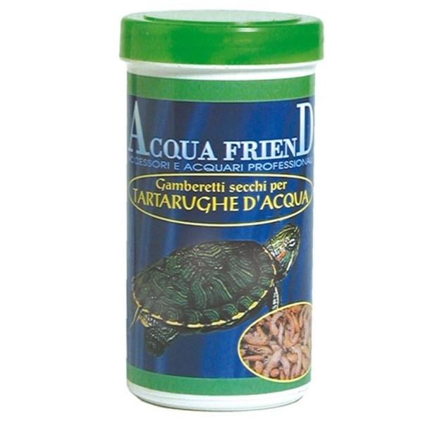 Gamberetti secchi per tartarughe acqua acquatiche mangime for Mangime tartarughe acqua