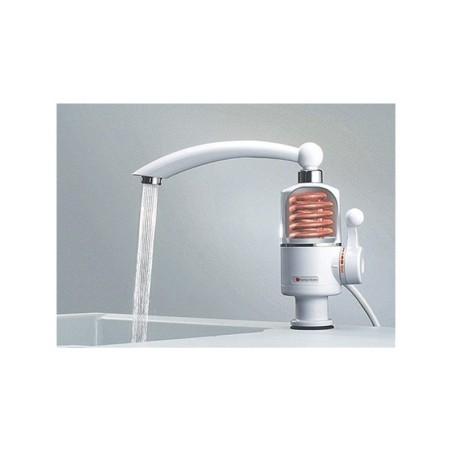 Rubinetto elettrico per acqua calda istantanea senza - Acqua calda per andare in bagno ...