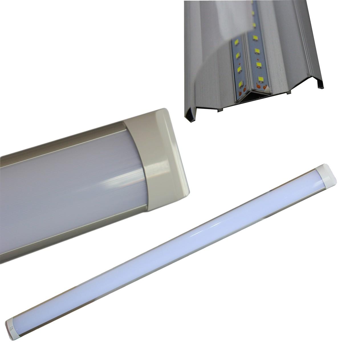 PLAFONIERA APPLIQUE LED SLIM SMD SOFFITTO 220V LUCE LAMPADA 36 W ...