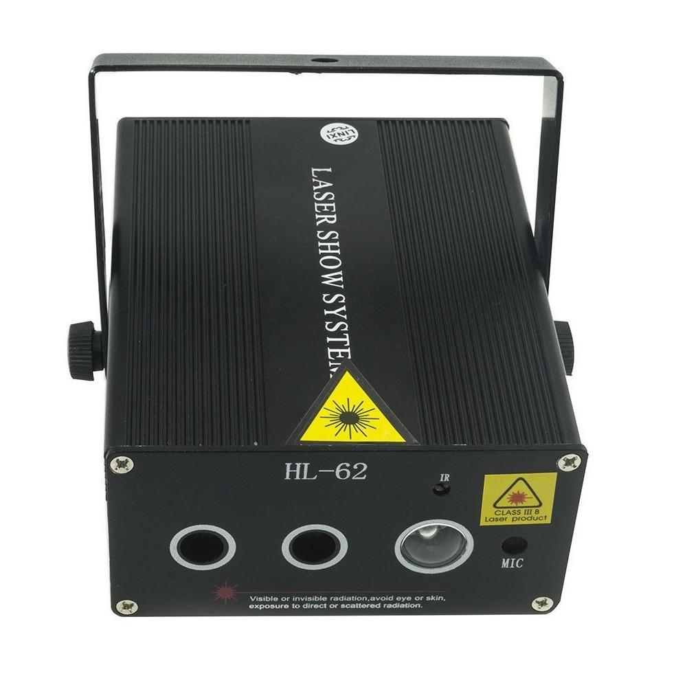 Mini Proiettore Laser Effetto Luci.Proiettore Mini Doppio Laser Effetto Luci Per Disco Discoteca Luce