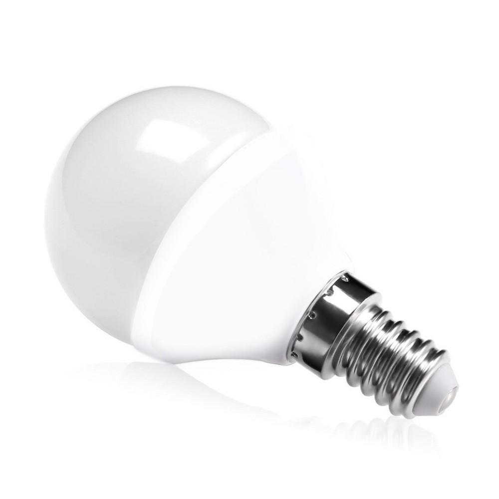 Lampada lampadina a led smd 3w attacco piccolo e14 luce for Led luce calda