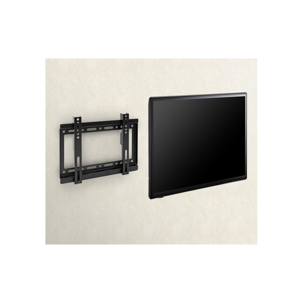 Outv200f supporto fisso da parete per tv led e lcd da 23 a 42 - Supporto tv da parete ...