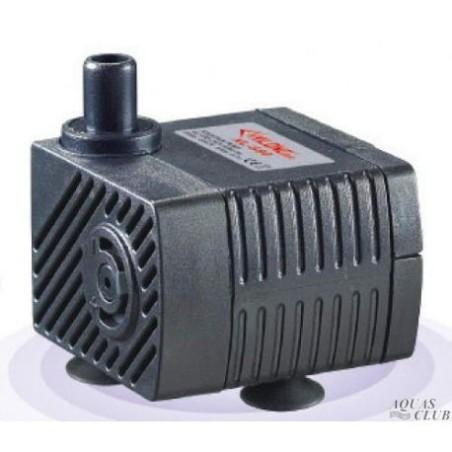 Pompa acquario fontane multi funzione xl 680 5w 450l h for Pompa per acquario tartarughe