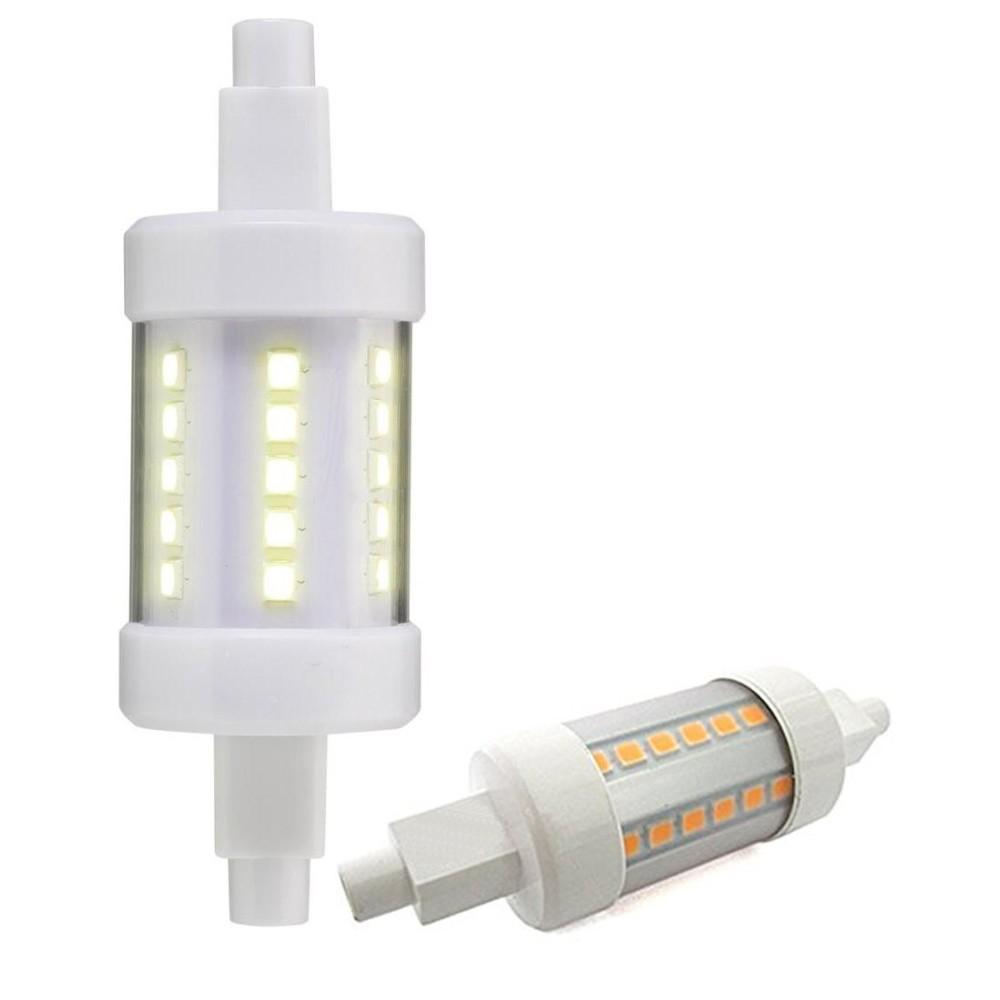Lampadina lampada led r7s 78mm led 2835 sostituzione for Lampadina r7s led 78mm
