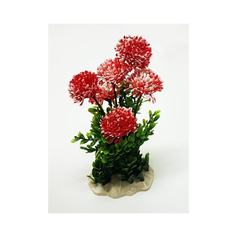 Piante Alte Acquario : Piante fiori colorati alte cm artificiali finte