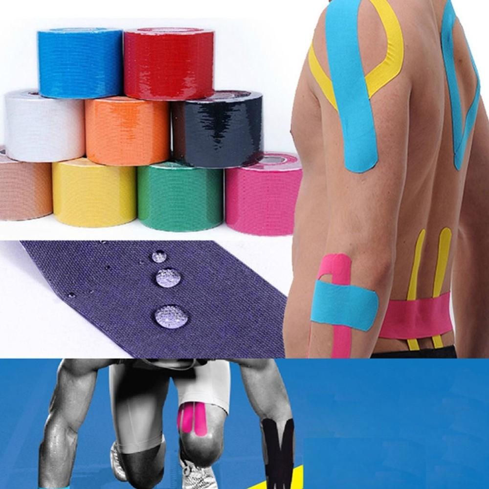 Sportivo Muscoli Rotolo Accessori Rotolo di Kinesiologia