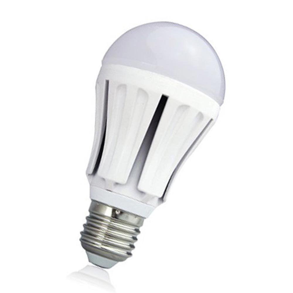 Lampadina led con 28smd e27 12w lunga durata luce calda for Led luce calda