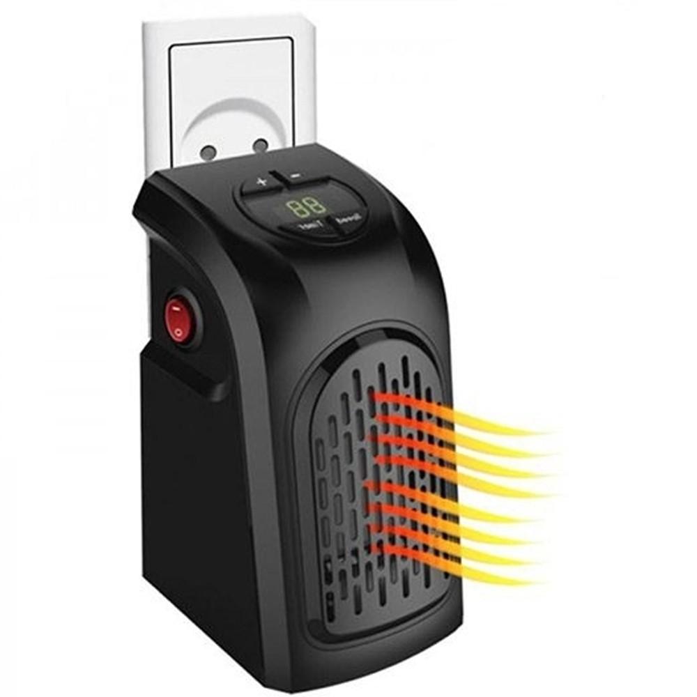 Stufa elettrica portatile handy heater a basso consumo for Stufe alogene a basso consumo