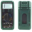 MULTIMETRO DIGITALE TESTER PROFESSIONALE VOLT AMPERE VOLTMETRO 20A LCD VC2101