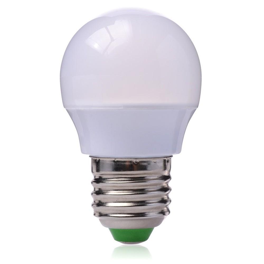 10x e27 3w led lampada led globo lampadina con copertura