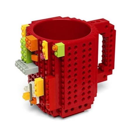 Brick Stampato Mattoncino 1x1 BICCHIERE STARBUCKS compatibile LEGO custom MOC