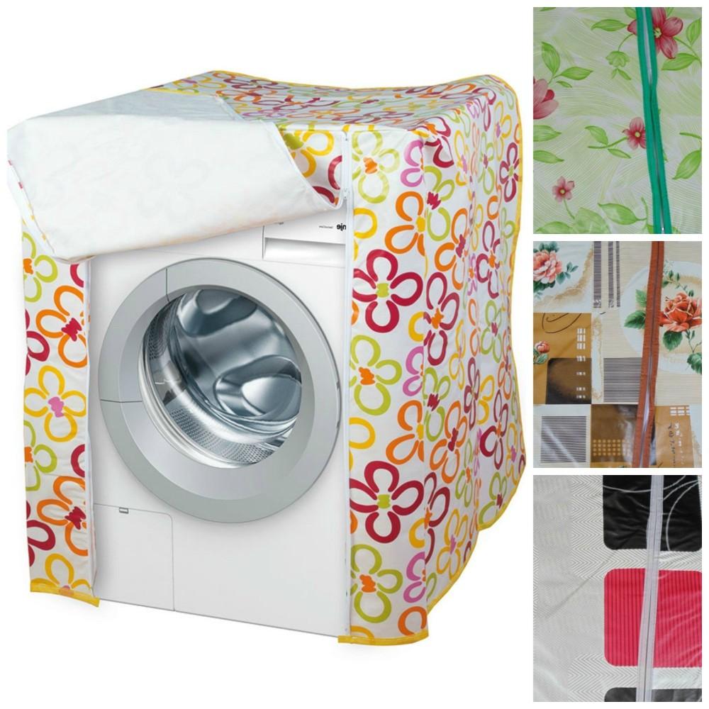 Mobile Proteggi Lavatrice Da Esterno telo coprilavatrice con chiusura a zip per copri lavatrici