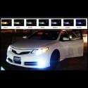 COPPIA LAMPADE XENON XENO HID RICAMBIO KIT H1 6000K PER AUTO CAMPER