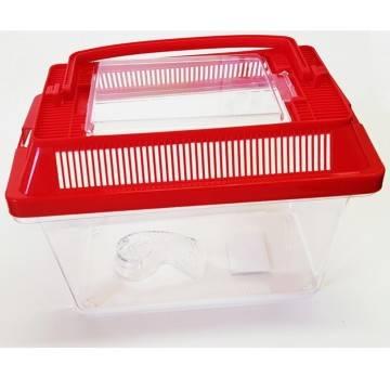 Cassetta per acquario allevamento pesci proteggi uova for Tartarughiera in plastica grande