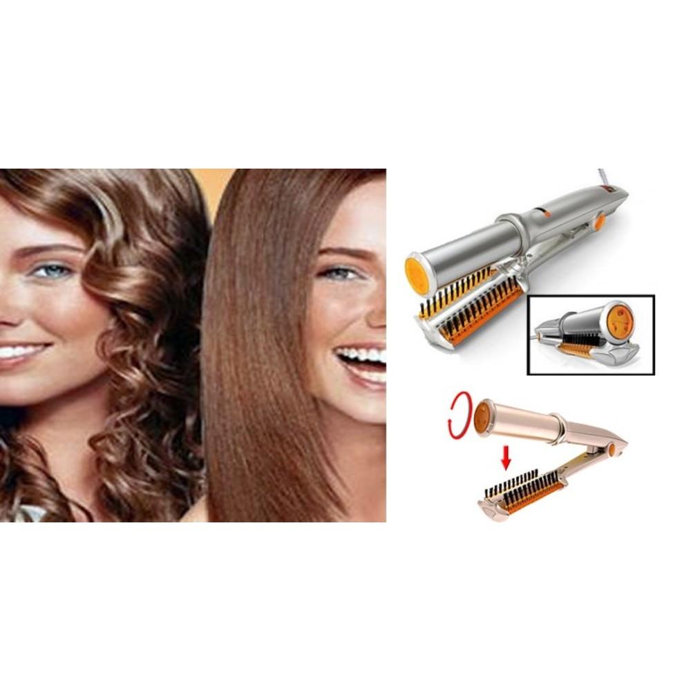 Prodotti per arricciare capelli lisci