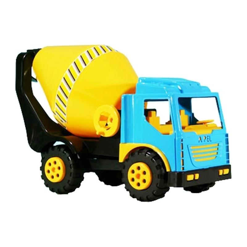 2 Pezzi Veicoli Giocattoli Camion Sabbia Costruzione Spiaggia Regalo Bambini