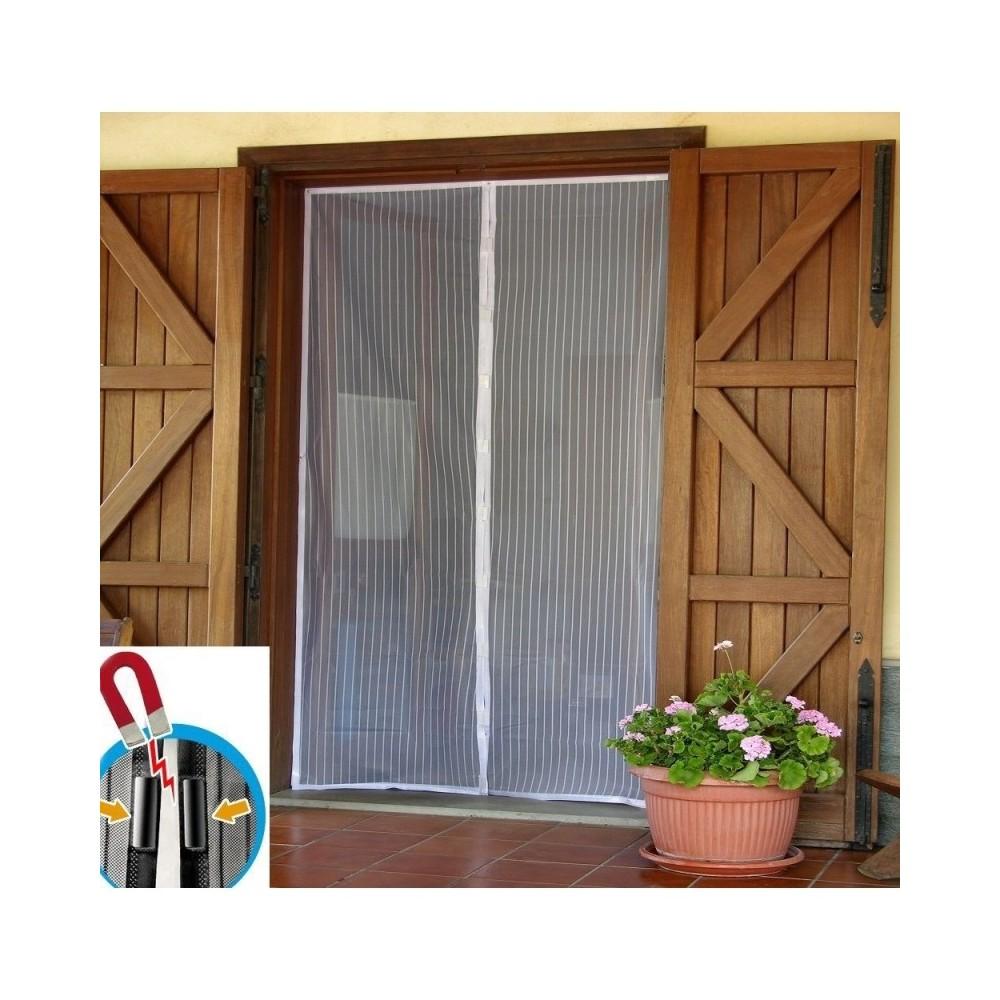 Zanzariera magnetica 140x240 cm zanzariera universale - Zanzariera finestra prezzo ...
