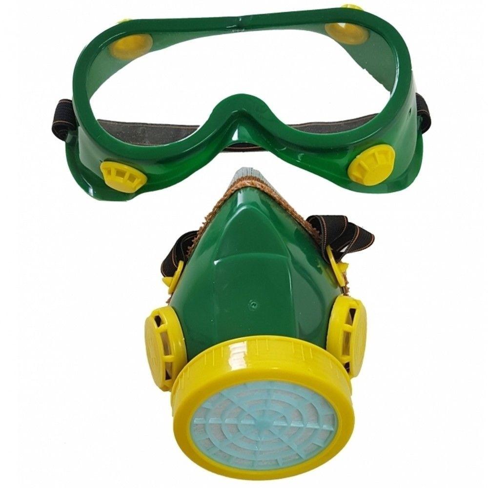 maschere con respiratore