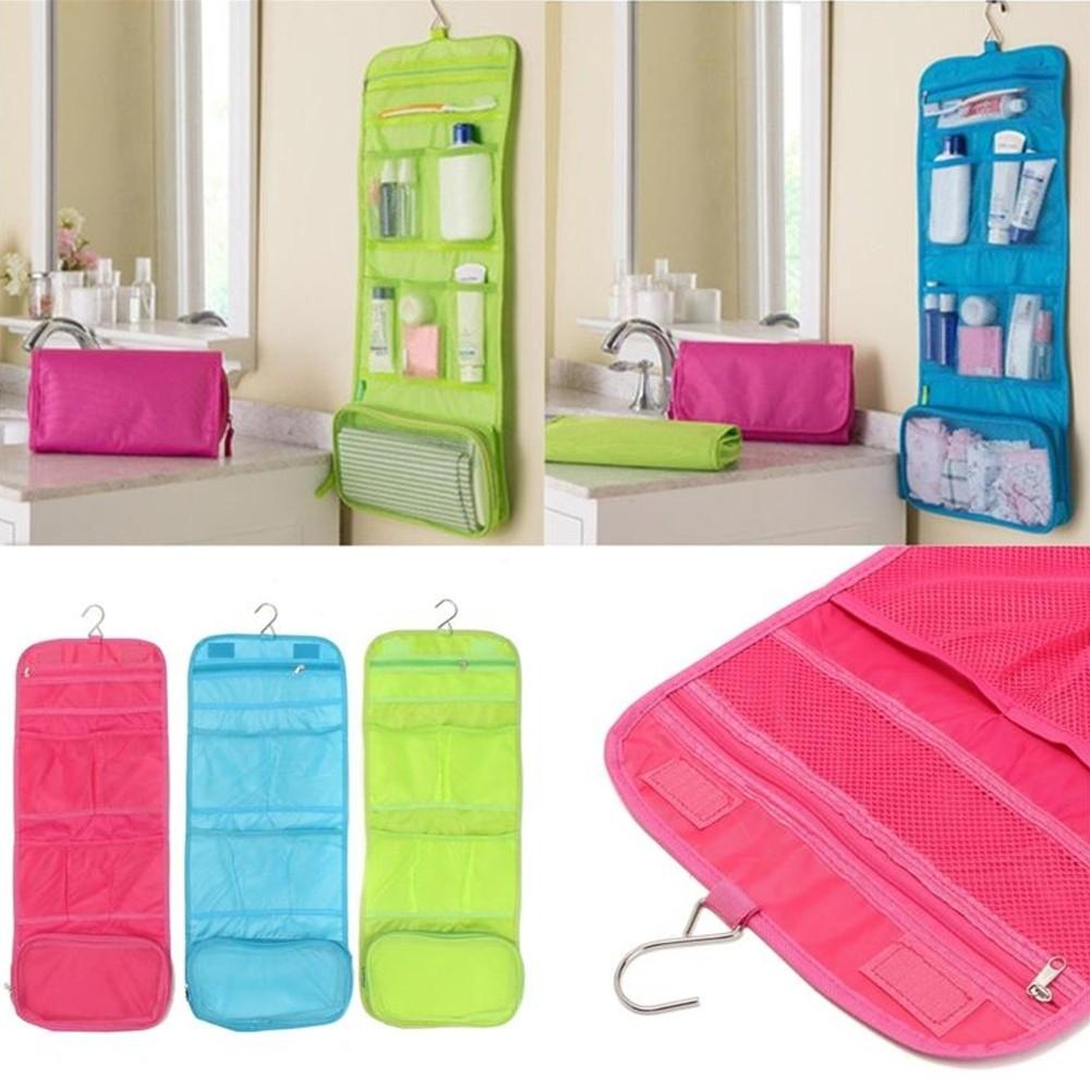 Accessori Bagno Da Appendere organizer per borsa trucco accessori bagno cosmetici