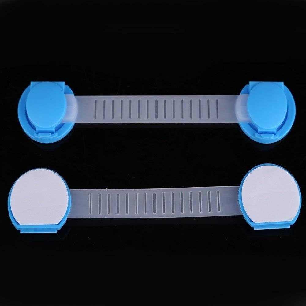Set 5 fascette chiusure per mobili cassetti frigo for Mobili bambini