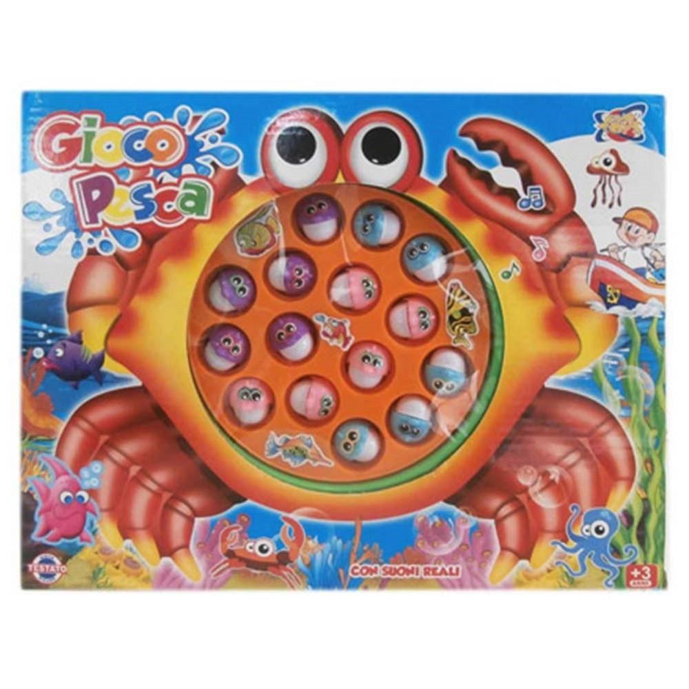 Gioco societa 39 tavolo gioco della pesca granchio 16 pesci suoni reali - Voodoo gioco da tavolo ...