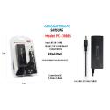 ALIMENTAZIONE CARICABATTERIA PC SAMSUNG NOTEBOOK 19V 3,16A 60W MAXTECH PC-CA005