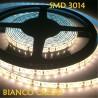 5 METRI STRIP STRISCIA 300 LED 3014 SMD PER ESTERNO IP65 12 V DC CALDO FREDDO