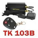 LOCALIZZATORE SATELLITARE ANTIFURTO GPS GSM GPRS GPS TRACKER TK103-B AUTO MOTO