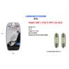 LAMPADINE DI POSIZIONE MAXTECH SV8.5-3528 12V 6LED LAMPADINE ULTRA LUMINOSE 6000K