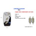 LAMPADINE DI POSIZIONE MAXTECH SV8.5-5050 12V 3LED 36MM LAMPADINE ULTRA LUMINOSE