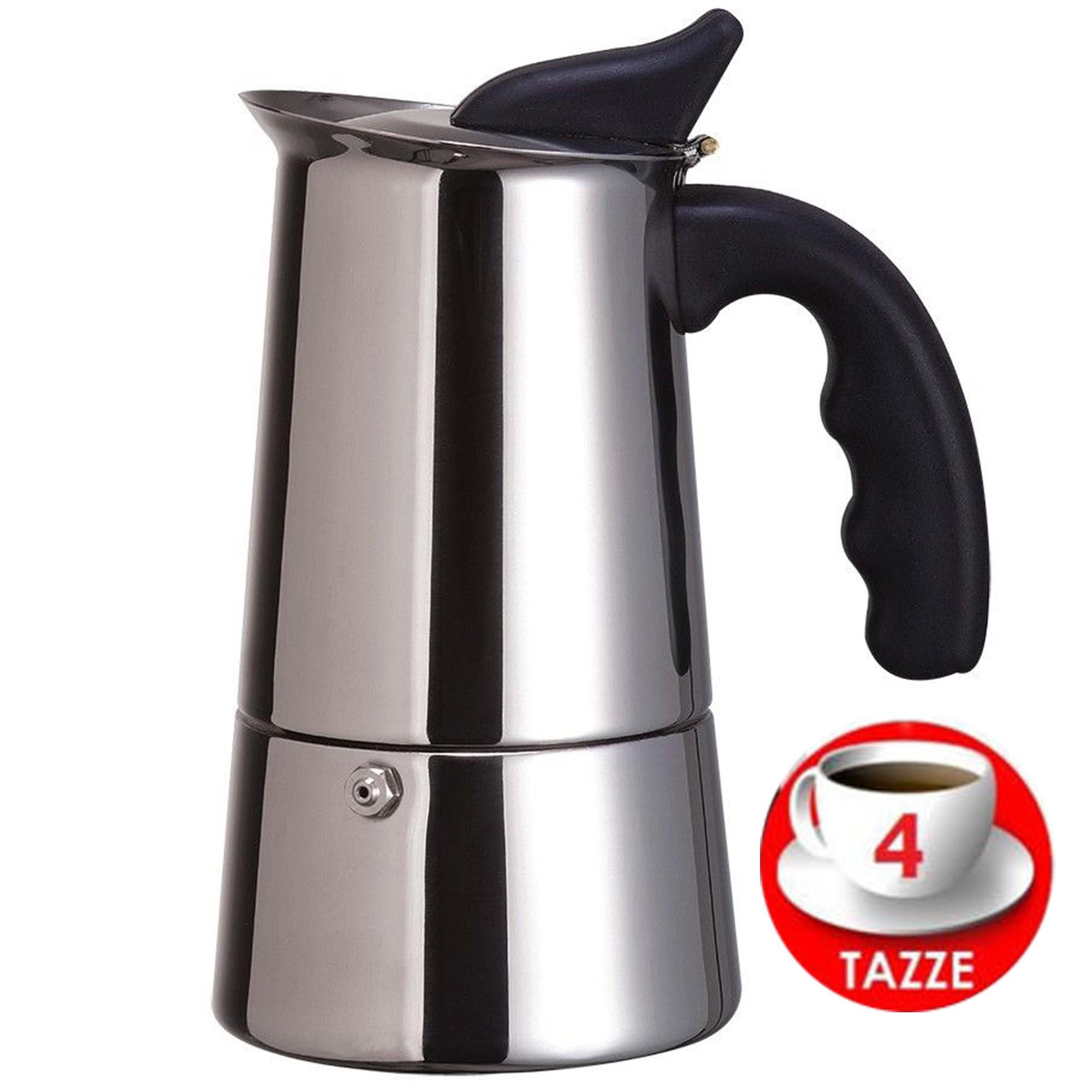 CAFFETTIERA CAFFE CAFFè ESPRESSO MAKER 1 2 3 TAZZE TOGNANA CAFFE/' NAPOLETANO CAS