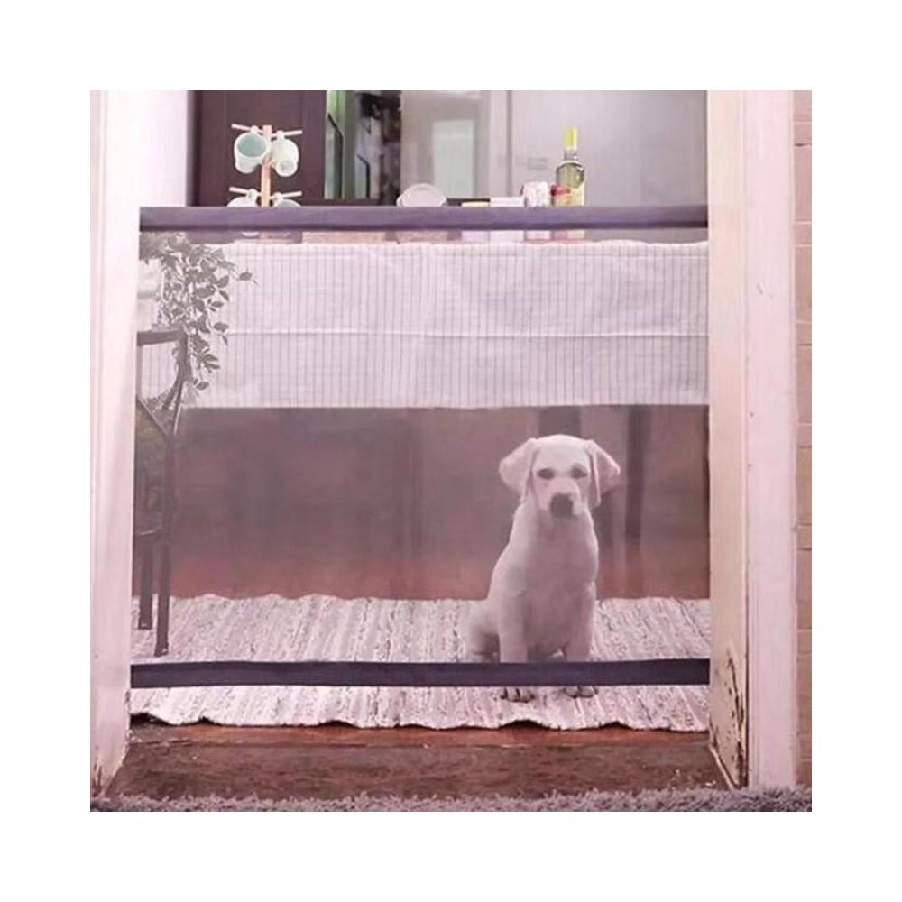 Cancelletto per cane recinto rete casa protezione for Cancelletto per animali