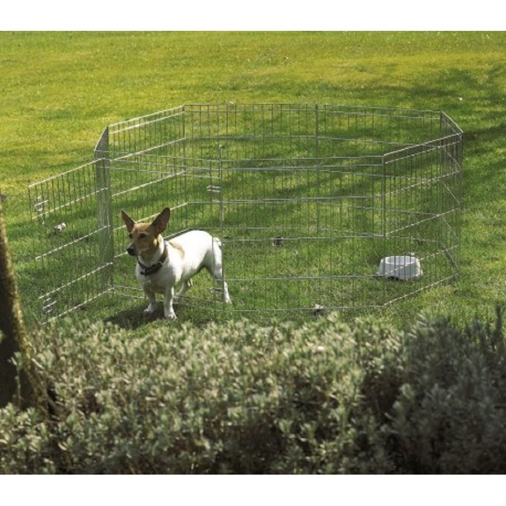 Animali Da Esterno recinto ottagonale da esterno per animali piccola taglia con