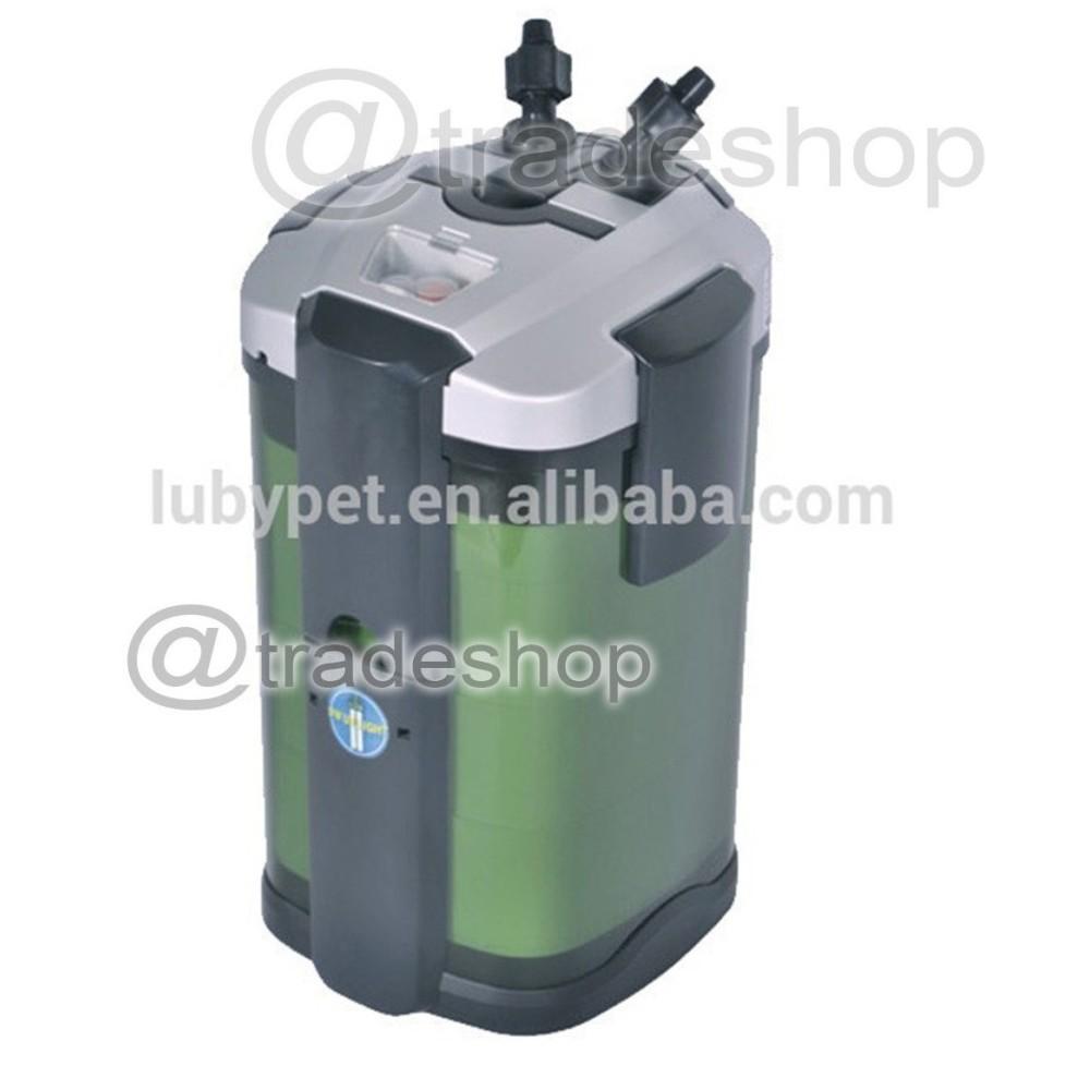 Filtro esterno per acquario 18w 1000lt h h max for Miglior filtro esterno per tartarughe