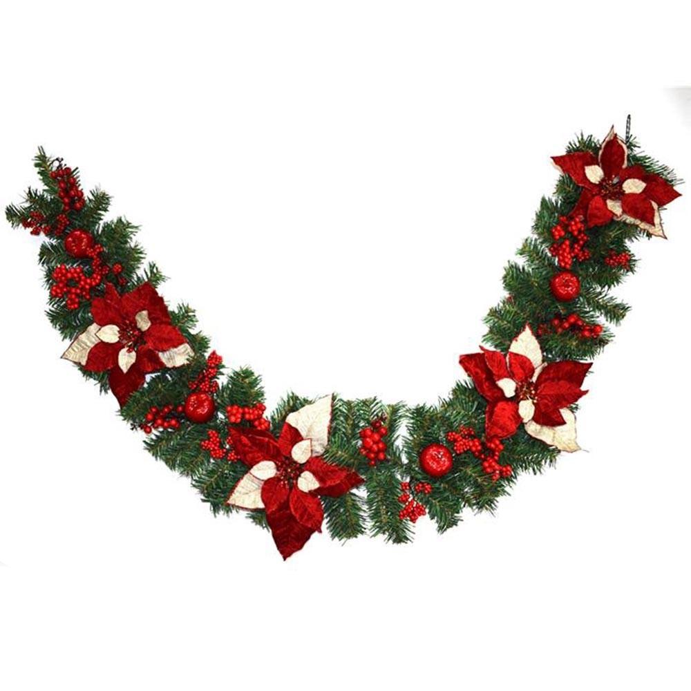 Stella Di Natale Come Usarla Per Le Decorazioni Natalizie Piante Appartamento Stella Di Natale Per Decorare