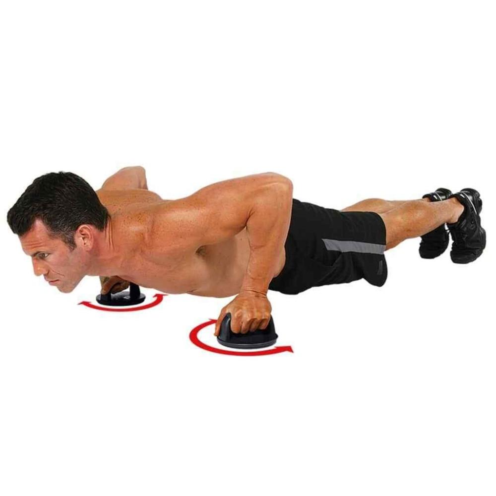 MANIGLIE push up FLESSIONI,sostegni per allenamento IN casa di PETTORALI braccia