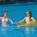 Jilong Water Poltrona acqua Sofa Schwimm Sessel 124x76 cm