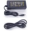 Trasformatore cavo adattatore 12V 5A VDE AC adattatore AC / DC per 5050 3528 LED