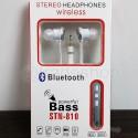 Auricolare Bluetooth cuffia auricolare senza fili bassi potenti STN-810 VIVAVOCE