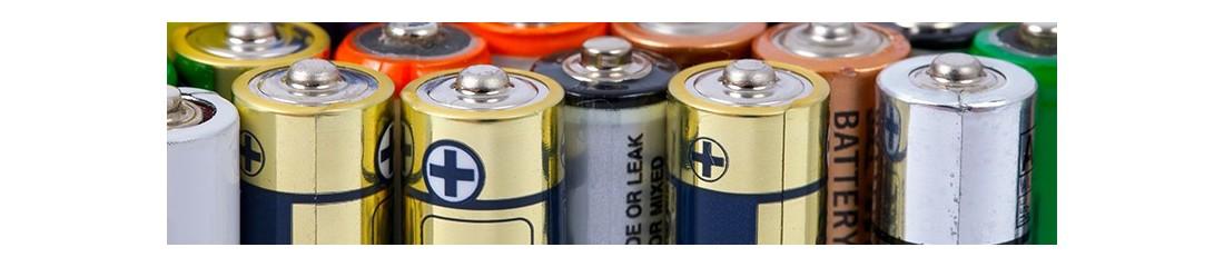 Batterie e alimentatori
